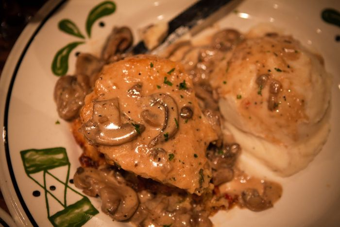 Chicken marsala olive garden nutrition for Olive garden stuffed chicken marsala