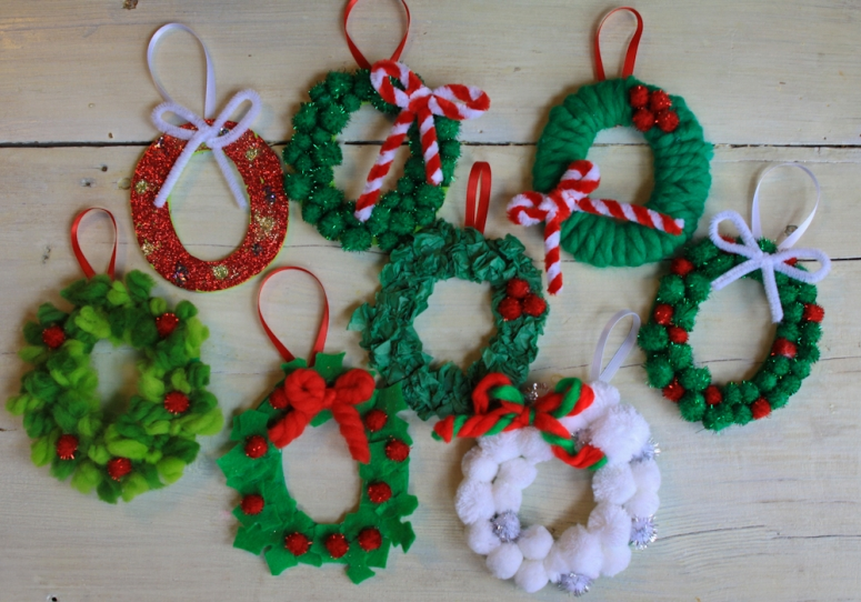 christmas crafts… YAY! » whatever