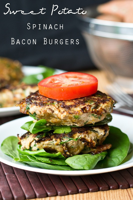 Sweet-Potato-Spinach-Bacon-Burgers-Tastes-of-Lizzy-T