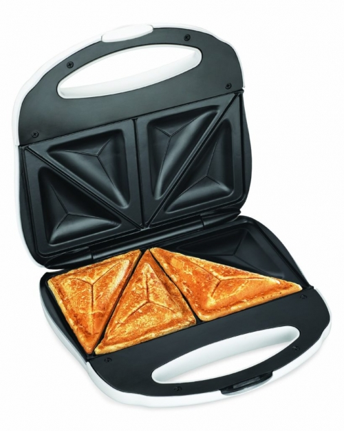 sandwich toaster we love this its nice to just wipe it clean and not have to dirty more pans