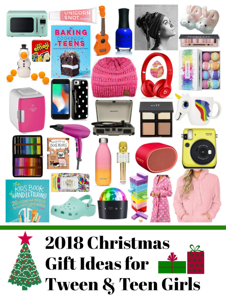 Popular Christmas Gifts For Teenage Girl 2018.Gift List Tween Teen Girls Whatever